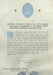 Diploma de honoris causa